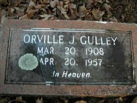 GULLEY, ORVILLE J. - Boone County, Arkansas | ORVILLE J. GULLEY - Arkansas Gravestone Photos
