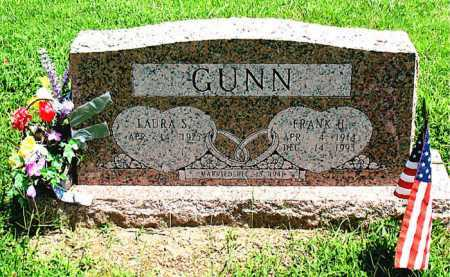GUNN, FRANK H. - Boone County, Arkansas | FRANK H. GUNN - Arkansas Gravestone Photos