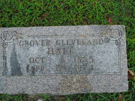HALE, GROVER CLEVELAND - Boone County, Arkansas | GROVER CLEVELAND HALE - Arkansas Gravestone Photos