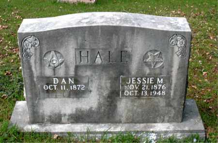 HALE, DAN ABBOTT - Boone County, Arkansas | DAN ABBOTT HALE - Arkansas Gravestone Photos