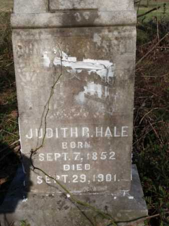 HALE, JUDITH R. - Boone County, Arkansas | JUDITH R. HALE - Arkansas Gravestone Photos