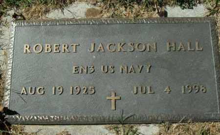 HALL  (VETERAN), ROBERT JACKSON - Boone County, Arkansas   ROBERT JACKSON HALL  (VETERAN) - Arkansas Gravestone Photos