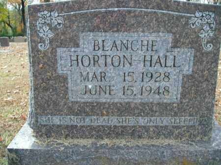 HALL, BLANCHE - Boone County, Arkansas | BLANCHE HALL - Arkansas Gravestone Photos