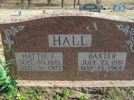 HALL, HATTIE FLORENCE - Boone County, Arkansas | HATTIE FLORENCE HALL - Arkansas Gravestone Photos