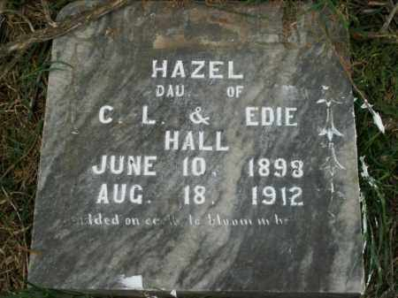 HALL, HAZEL - Boone County, Arkansas | HAZEL HALL - Arkansas Gravestone Photos
