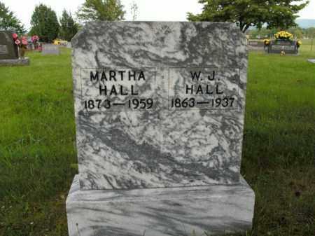 HALL, WILLIAM JEFFERSON - Boone County, Arkansas | WILLIAM JEFFERSON HALL - Arkansas Gravestone Photos