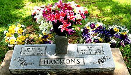 HAMMONS, RAY - Boone County, Arkansas | RAY HAMMONS - Arkansas Gravestone Photos