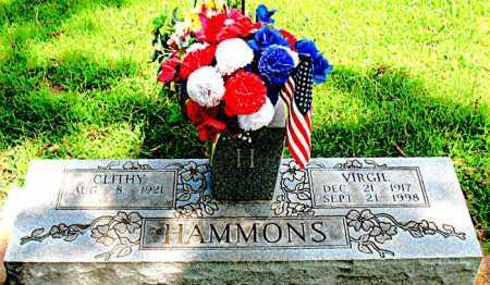 HAMMONS, VIRGIL - Boone County, Arkansas | VIRGIL HAMMONS - Arkansas Gravestone Photos