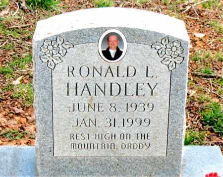 HANDLEY, RONALD  L. - Boone County, Arkansas | RONALD  L. HANDLEY - Arkansas Gravestone Photos