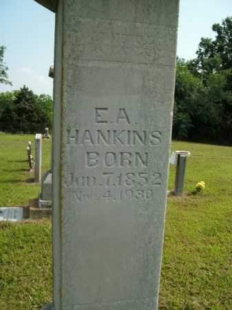 CAPPS HANKINS, ELVIRA A. - Boone County, Arkansas | ELVIRA A. CAPPS HANKINS - Arkansas Gravestone Photos