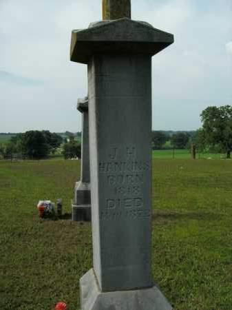 HANKINS, JAMES H. - Boone County, Arkansas | JAMES H. HANKINS - Arkansas Gravestone Photos