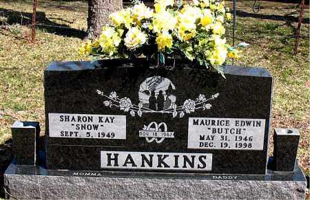 HANKINS, MAURICE EDWIN (BUTCH) - Boone County, Arkansas | MAURICE EDWIN (BUTCH) HANKINS - Arkansas Gravestone Photos