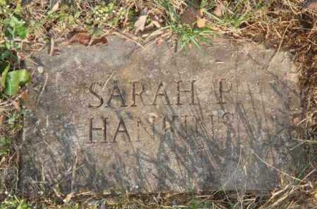 HANKINS, SARAH - Boone County, Arkansas | SARAH HANKINS - Arkansas Gravestone Photos