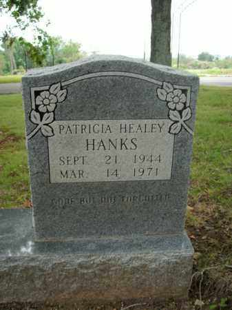 HANKS, PATRICIA HEALEY - Boone County, Arkansas | PATRICIA HEALEY HANKS - Arkansas Gravestone Photos