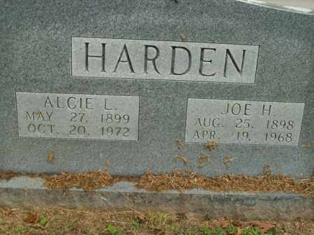 HARDEN, JOE HOWSEL - Boone County, Arkansas | JOE HOWSEL HARDEN - Arkansas Gravestone Photos