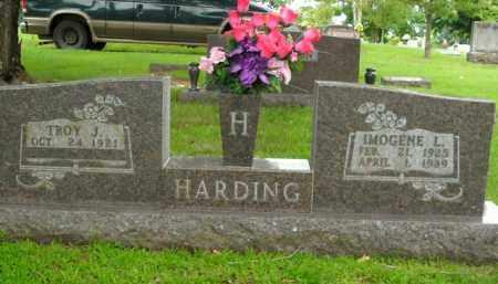 HARDING, IMOGENE L. - Boone County, Arkansas | IMOGENE L. HARDING - Arkansas Gravestone Photos