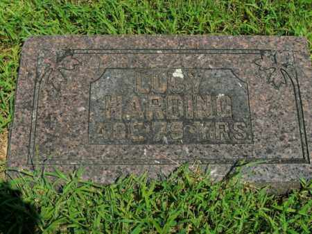 HARDING, LUCY - Boone County, Arkansas | LUCY HARDING - Arkansas Gravestone Photos