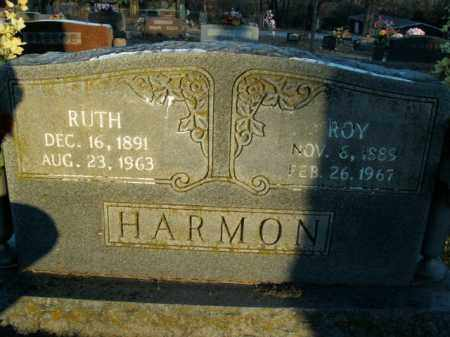 HARMON, RUTH - Boone County, Arkansas | RUTH HARMON - Arkansas Gravestone Photos