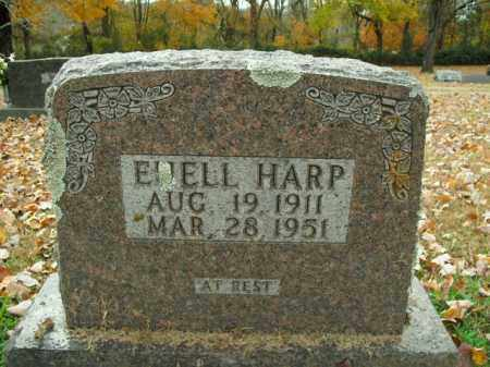 HARP, EWELL - Boone County, Arkansas | EWELL HARP - Arkansas Gravestone Photos
