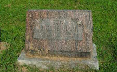 HARP, EUGENE - Boone County, Arkansas | EUGENE HARP - Arkansas Gravestone Photos