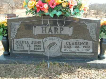 DEES HARP, JOLETA JUNE - Boone County, Arkansas | JOLETA JUNE DEES HARP - Arkansas Gravestone Photos