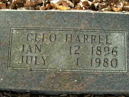 HARREL, CLEO - Boone County, Arkansas | CLEO HARREL - Arkansas Gravestone Photos