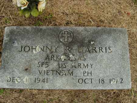 HARRIS  (VETERAN VIET), JOHNNY R - Boone County, Arkansas | JOHNNY R HARRIS  (VETERAN VIET) - Arkansas Gravestone Photos