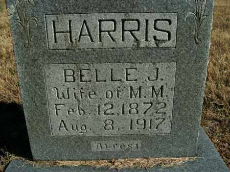 HARRIS, BELLE J. - Boone County, Arkansas | BELLE J. HARRIS - Arkansas Gravestone Photos