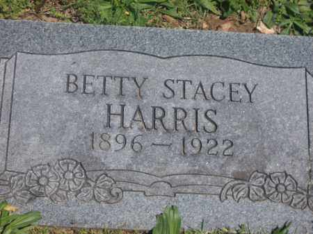 HARRIS, BETTY STACEY - Boone County, Arkansas | BETTY STACEY HARRIS - Arkansas Gravestone Photos