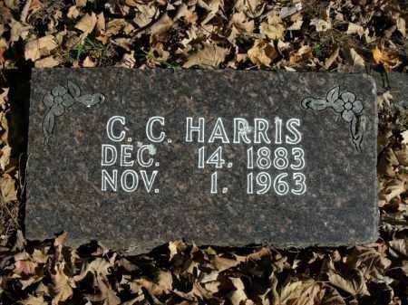 "HARRIS, C.C. ""LUMMIE"" - Boone County, Arkansas 