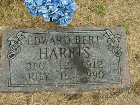 HARRIS, EDWARD BERT - Boone County, Arkansas | EDWARD BERT HARRIS - Arkansas Gravestone Photos
