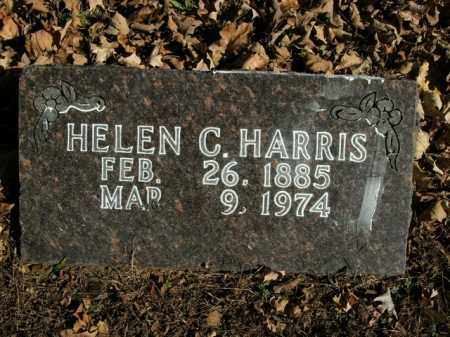 HARRIS, HELEN C. - Boone County, Arkansas | HELEN C. HARRIS - Arkansas Gravestone Photos