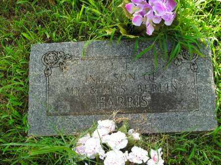 HARRIS, J.T. - Boone County, Arkansas   J.T. HARRIS - Arkansas Gravestone Photos