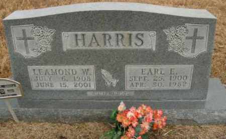 HARRIS, LEAMOND  NAOMI - Boone County, Arkansas | LEAMOND  NAOMI HARRIS - Arkansas Gravestone Photos