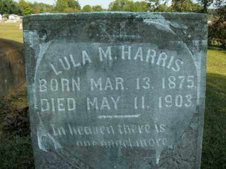 HARRIS, LULA M. - Boone County, Arkansas | LULA M. HARRIS - Arkansas Gravestone Photos