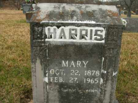 UNDERWOOD HARRIS, MARY - Boone County, Arkansas | MARY UNDERWOOD HARRIS - Arkansas Gravestone Photos