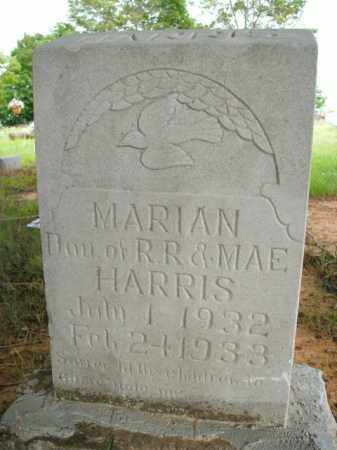HARRIS, MARIAN - Boone County, Arkansas | MARIAN HARRIS - Arkansas Gravestone Photos