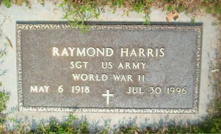 HARRIS  (VETERAN WWII), RAYMOND - Boone County, Arkansas | RAYMOND HARRIS  (VETERAN WWII) - Arkansas Gravestone Photos
