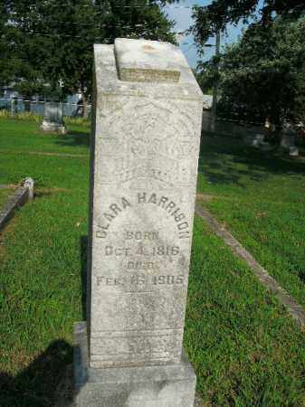 HARRISON, CLARA - Boone County, Arkansas | CLARA HARRISON - Arkansas Gravestone Photos