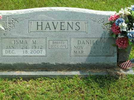HAVENS, DANIEL R. - Boone County, Arkansas | DANIEL R. HAVENS - Arkansas Gravestone Photos