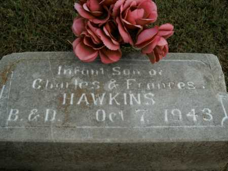 HAWKINS, INFANT SON - Boone County, Arkansas | INFANT SON HAWKINS - Arkansas Gravestone Photos