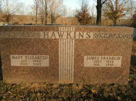 HAWKINS, JAMES FRANKLIN - Boone County, Arkansas | JAMES FRANKLIN HAWKINS - Arkansas Gravestone Photos
