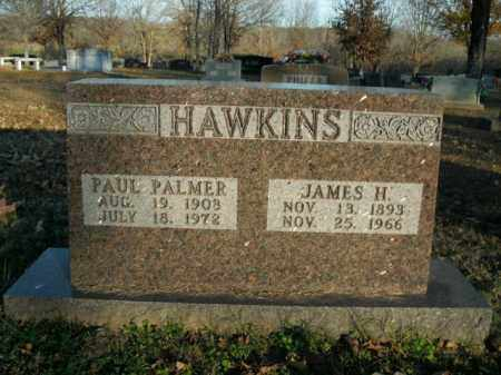 HAWKINS, PAUL PALMER - Boone County, Arkansas | PAUL PALMER HAWKINS - Arkansas Gravestone Photos