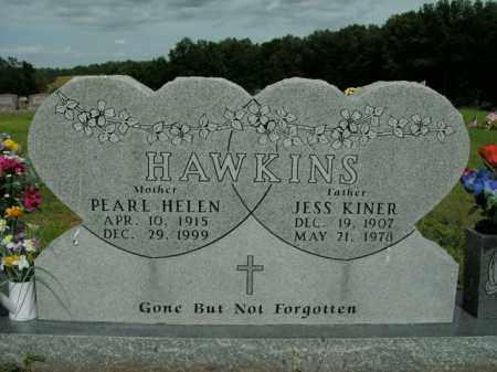 HAWKINS, PEARL HELEN - Boone County, Arkansas | PEARL HELEN HAWKINS - Arkansas Gravestone Photos
