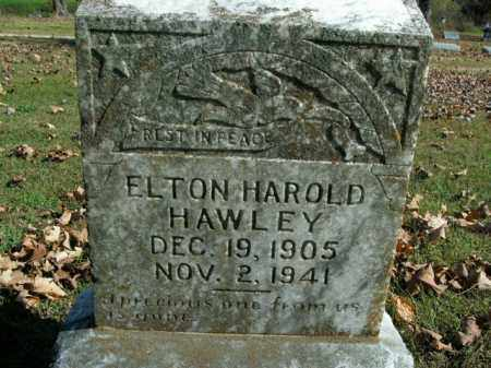 HAWLEY, ELTON HAROLD - Boone County, Arkansas | ELTON HAROLD HAWLEY - Arkansas Gravestone Photos