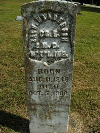 HENDERSON  (VETERAN UNION), ZACH - Boone County, Arkansas | ZACH HENDERSON  (VETERAN UNION) - Arkansas Gravestone Photos