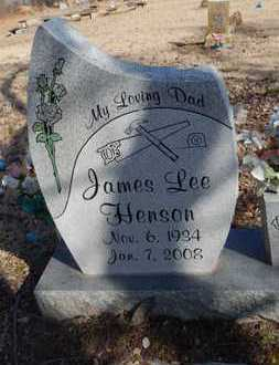 HENSON, JAMES - Boone County, Arkansas | JAMES HENSON - Arkansas Gravestone Photos