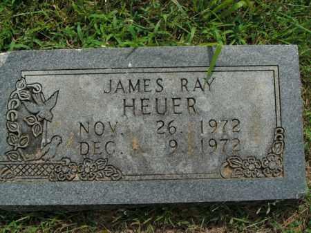 HEUER, JAMES RAY - Boone County, Arkansas | JAMES RAY HEUER - Arkansas Gravestone Photos