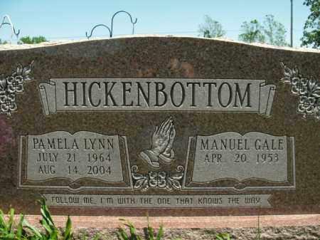 HICKENBOTTOM, PAMELA LYNN - Boone County, Arkansas   PAMELA LYNN HICKENBOTTOM - Arkansas Gravestone Photos