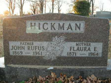 HICKMAN, FLAURA E. - Boone County, Arkansas | FLAURA E. HICKMAN - Arkansas Gravestone Photos